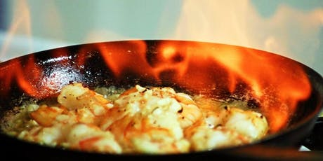 Lunch and Learn: Brule and Flambe! tickets