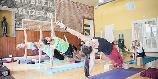 Yoga Month Celebration Class with Kindness Yoga