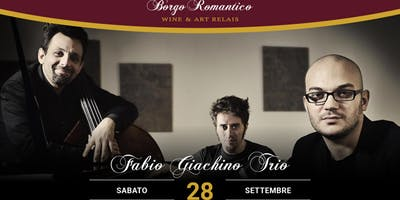 "Sab 28.09 Fabio Giachino Trio ""At the Edges of the Orizon"" 