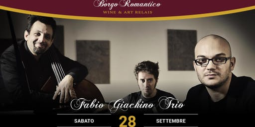 "Invito al Borgo: Concerto con Fabio Giachino Trio ""At the Edges of the Orizon"""