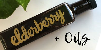 Elderberry + Oils