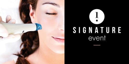 HydraFacial Signature Event at Esthetics