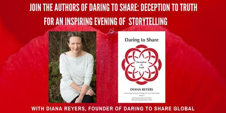 Daring to Share: Deception to Truth Book Launch tickets