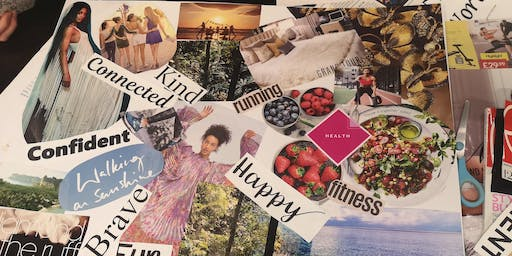 """""""Say yes to your dreams"""" Vision Board & intention setting Workshop"""
