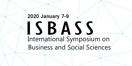 International Symposium on Business & Social Sciences (ISBASS) tickets