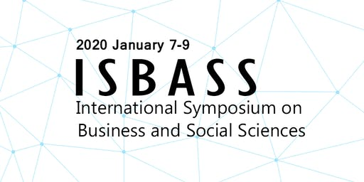 International Symposium on Business & Social Sciences (ISBASS)
