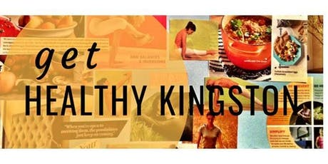 Get Healthy Kingston – Alternative Health & Wellness Mini Expo tickets