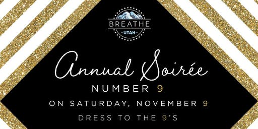 Breathe Utah 9th Annual Soiree