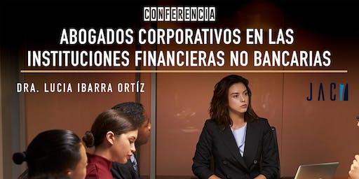 EL ABOGADO CORPORATIVO EN LAS INSTITUCIONES FINANC
