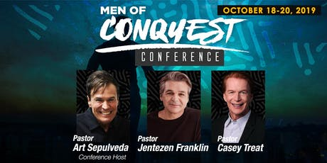 MEN OF CONQUEST CONFERENCE 2019 tickets