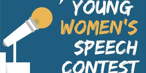 Live FINALS YOUNG WOMEN'S SPEECH CONTEST 2019