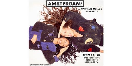 Amsterdam Ave. Screening Carnegie Mellon University