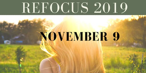 REFOCUS Conference 2019