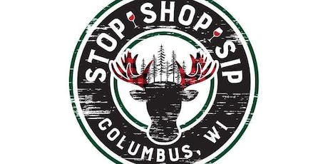 Stop, Shop, and Sip 2019 : Columbus, WI  tickets
