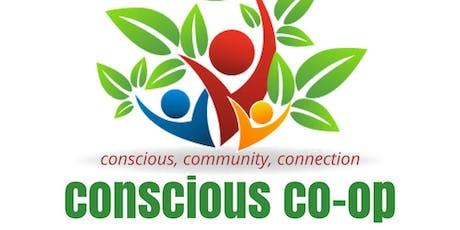September Conscious Co-op tickets