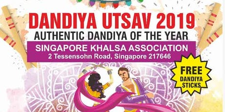 Dandiya Utsav 2019 (4th Oct, Friday) tickets