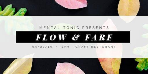 Flow  & Fare