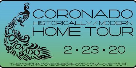 Coronado Historically Modern Home Tour & Street Fair tickets