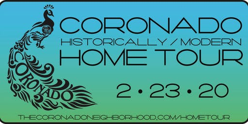 Coronado Historically Modern Home Tour & Street Fair