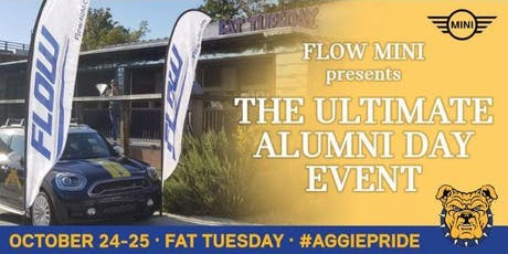 Flow MINI Presents: The Ultimate Alumni Event 2019 tickets