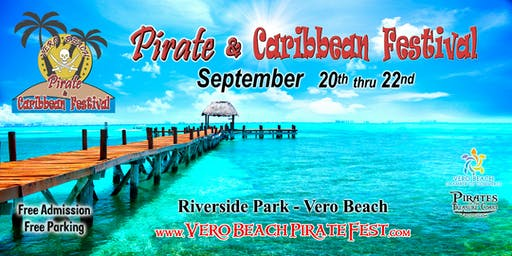 Vero Beach Pirate and Caribbean Festival