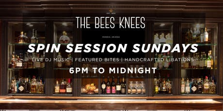 SPIN SESSION SUNDAYS AT THE BEES KNEES tickets