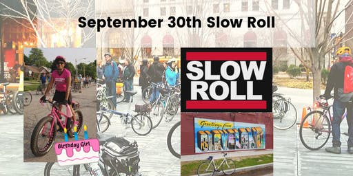Deltrece's 42nd Birthday Slow Roll Ride