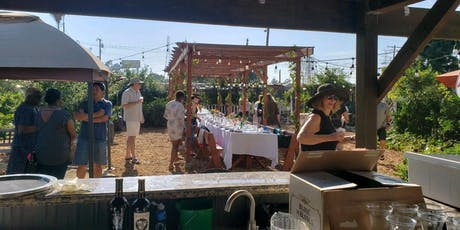 Tuscany Style Farm to Table Dinner Fundraiser for tickets