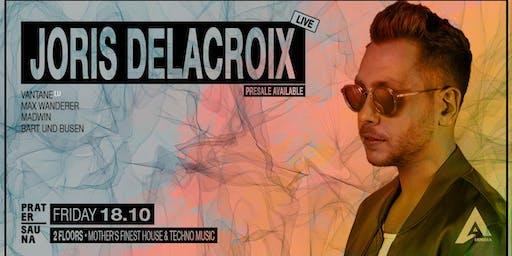JORIS DELACROIX | Pratersauna - Minima