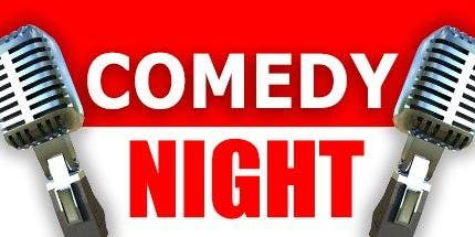 Comedy NIght on the Patio