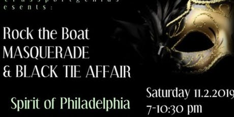 Rock the Boat Masquerade and Black Tie Affair  tickets