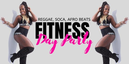 Reggae, Soca, & Afro Beats Dance Fitness Day Party