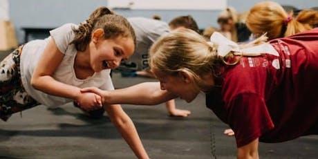 Kids & Teens Fall Fitness Program tickets
