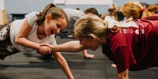 CrossFit Kids & Teens Fall Program