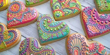 Sugar Cookie Decorating-Mandala Style at Soule' Culinary and Art Studio tickets