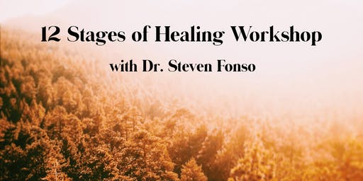12 Stages of Healing Workshop