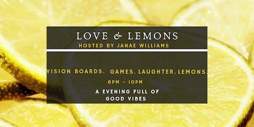 Copy of Love & Lemons