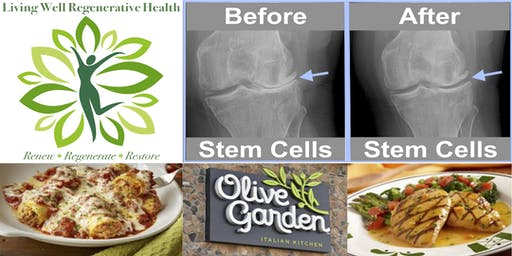 Free Stem Cell Seminar and Lunch - Olive Garden Woodbridge - Wed 9/25 12-1p