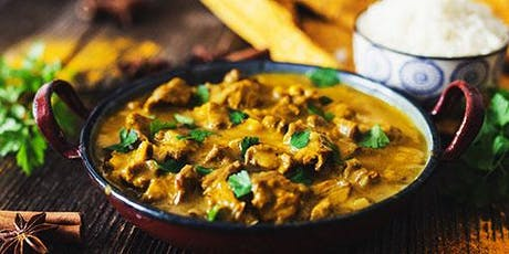 Indian Cuisine Hands On Cooking Class tickets