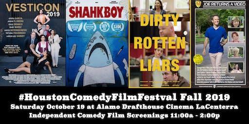 Houston Comedy Film Festival Fall 2019