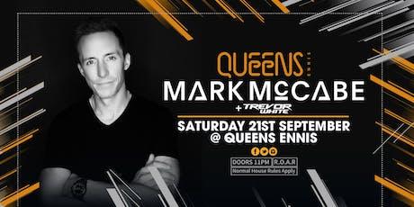 Mark McCabe at Queens Ennis tickets