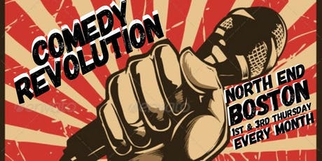 Comedy Revolution tickets