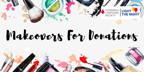 Makeovers For Donations tickets
