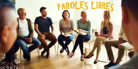 PAROLES LIBRES billets