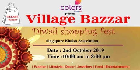 Village Bazaar - Festive Shopping (FREE ENTRY) tickets