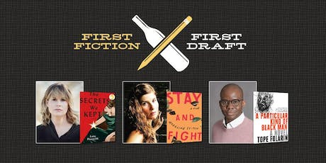 First Fiction at First Draft (October 2019) tickets