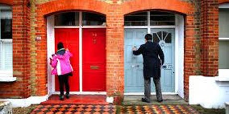 What helped you get out on the doorstep?  Campaign Lab Focus Group tickets