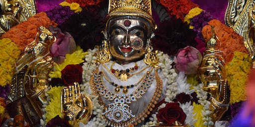 Sri Sharadamba Temple: SVBF North: Navaratri Celebrations