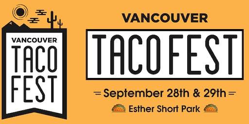 TacoFest Vancouver