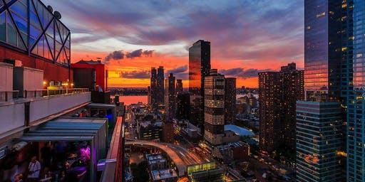 ROOFTOP PARTY FRIDAY NIGHT | VIEWS & VIBES NEW YORK CITY